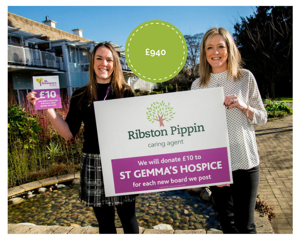 Our Fundraising Impact for St Gemma's Hospice